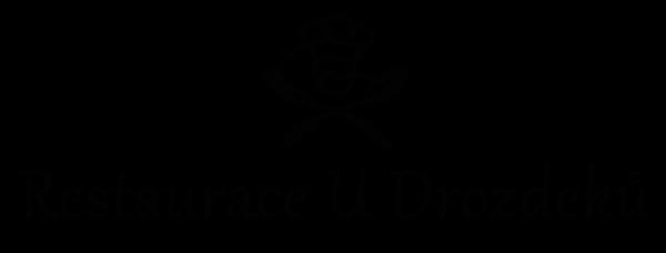 Restaurace u Drozdeků. - logo verze 2